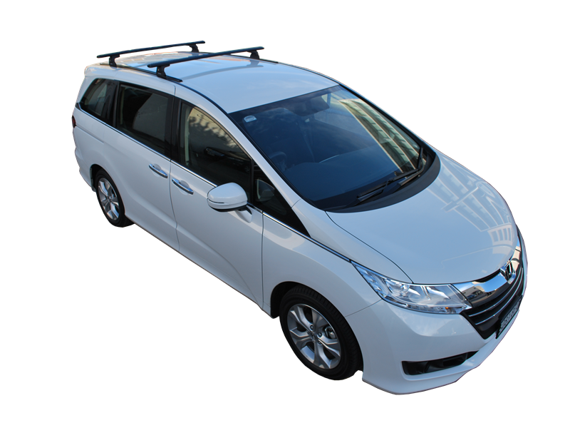 roof rack city honda odyssey 4dr wagon 01 14 on rhino vortex track mount 2 bar ja6372 roof. Black Bedroom Furniture Sets. Home Design Ideas