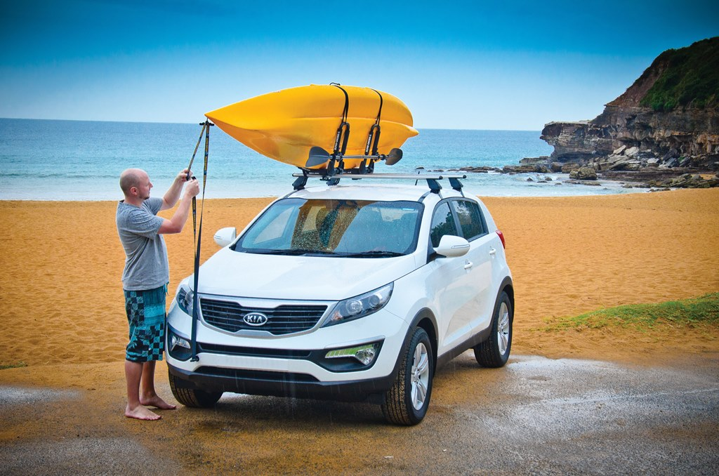 Rhino S 512 kayak carrier