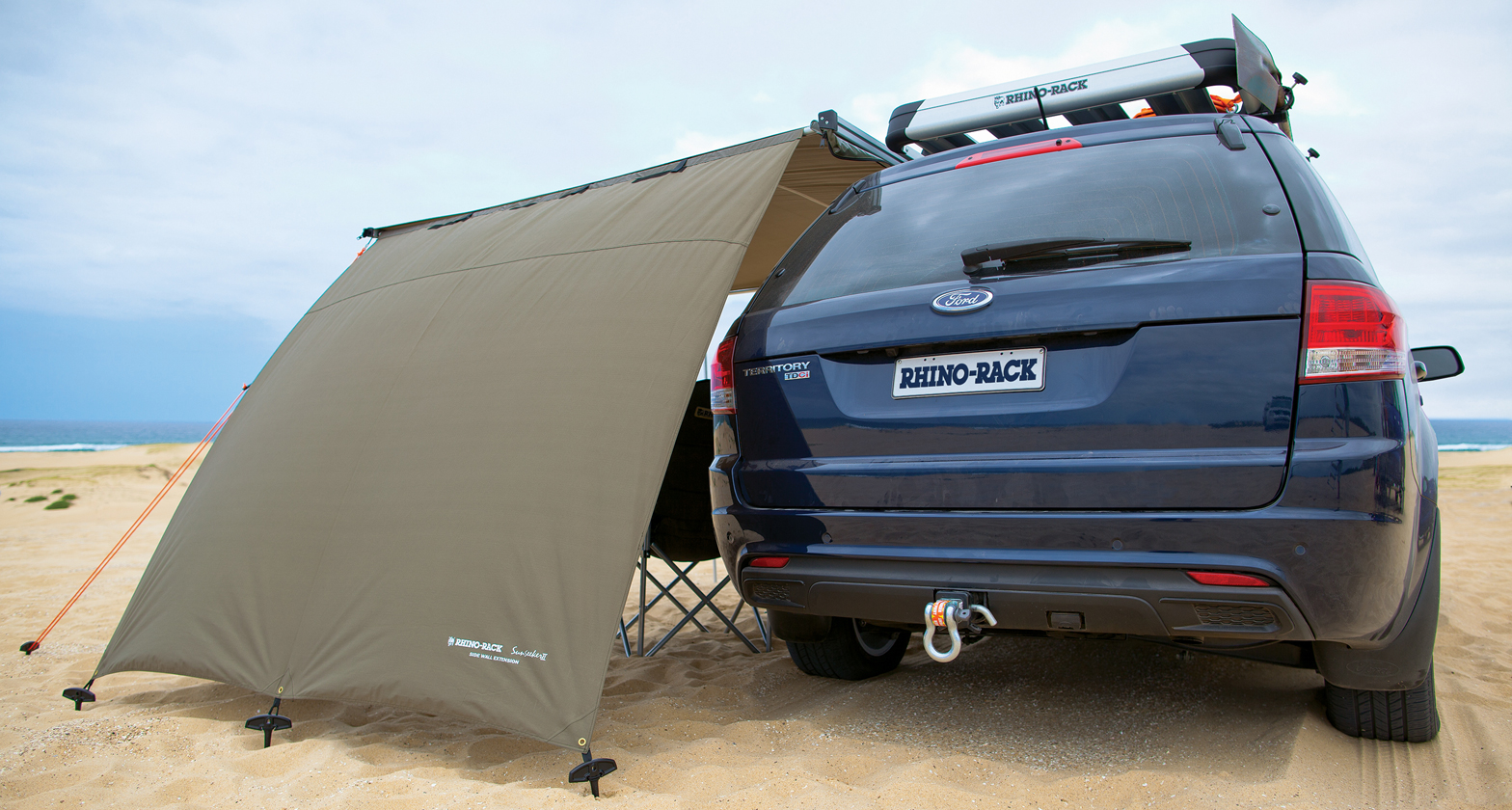 Roof Rack City RHINO RACK Sunseeker Awning Side Wall