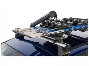 Ski and Fishing Rod Holders