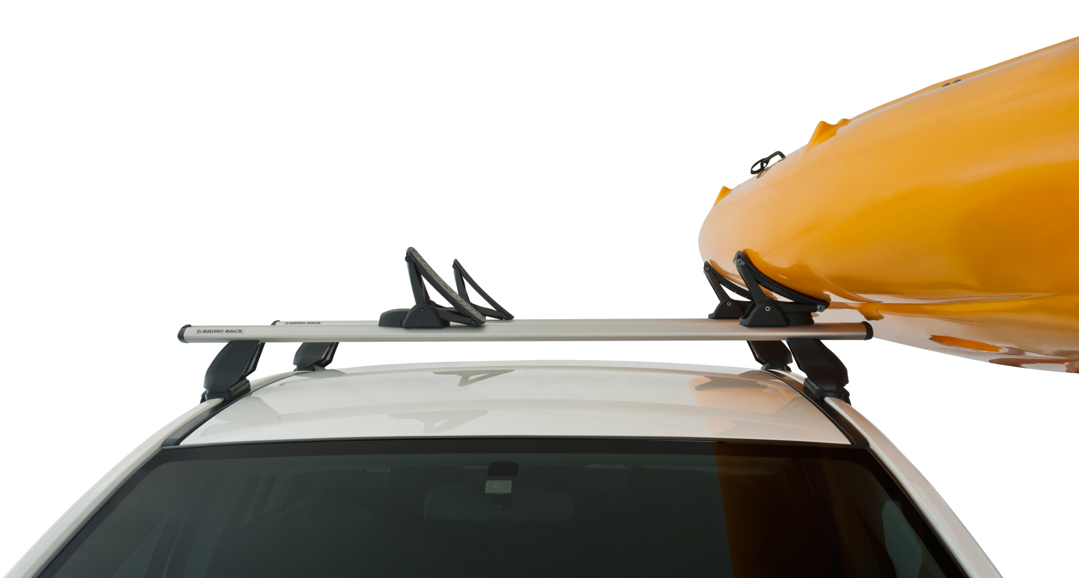 Roof Rack City Rhino Rack Nautic 580 Kayak Carrier Side
