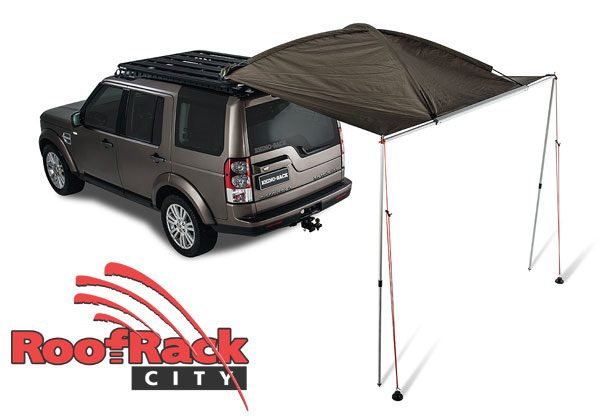 Roof Rack City Rhino Dome Awning Side Wall COMBO DEAL