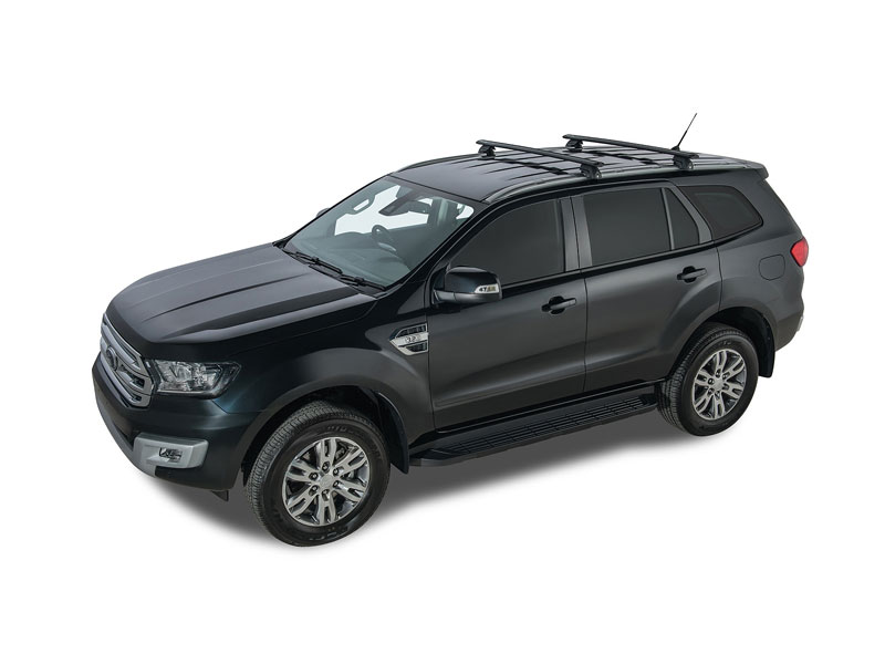 Roof Rack City Rhino Rack Ford Everest 3rd Gen 4dr Suv With Flush Rails 10 15 To 08 19