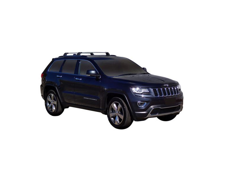 JEEP Grand Cherokee 5dr With Steel Rails WK2 2011  2016 Fixed Point