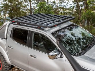 yakima lock n load platform on np300 navara