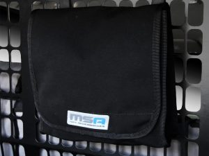 black barrier bag small