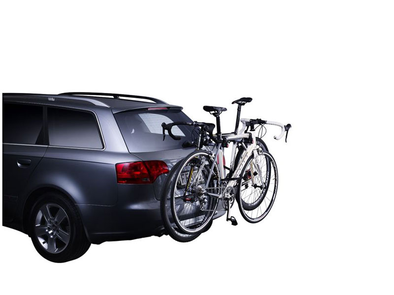Roof Rack City Thule 970003 Xpress Towbar 2 Bike Carrier