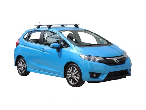 Honda Jazz w/ Whispbar Through Bar