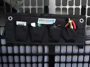 MSA small barrier organiser black