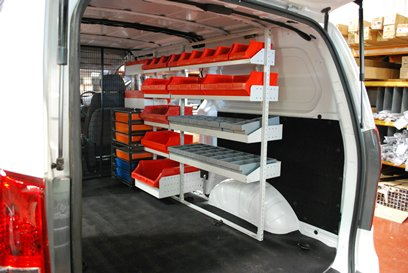 Roof Rack City Van Fit Outs And Shelving Roof Rack City