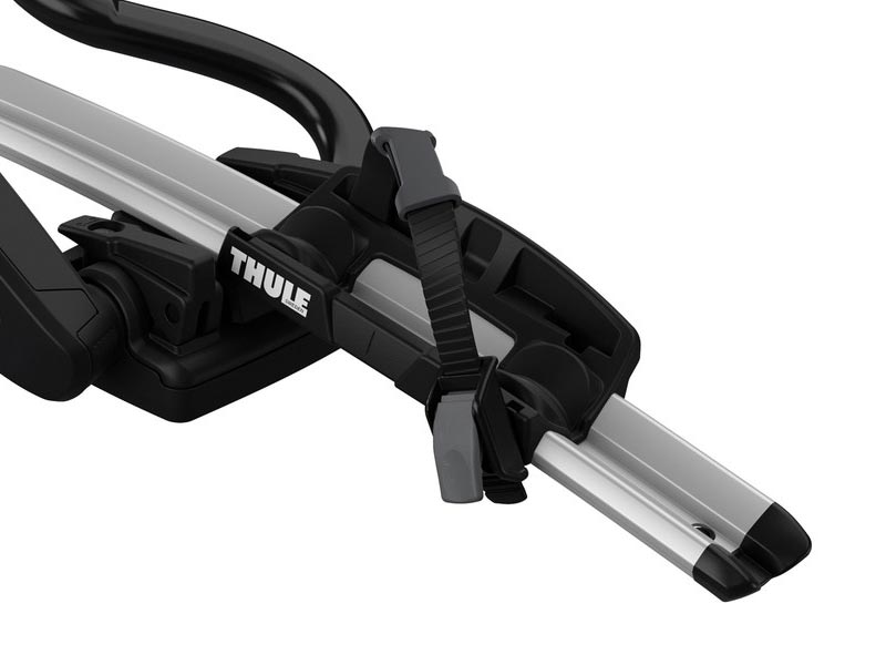 thule pro ride bike carrier closeup