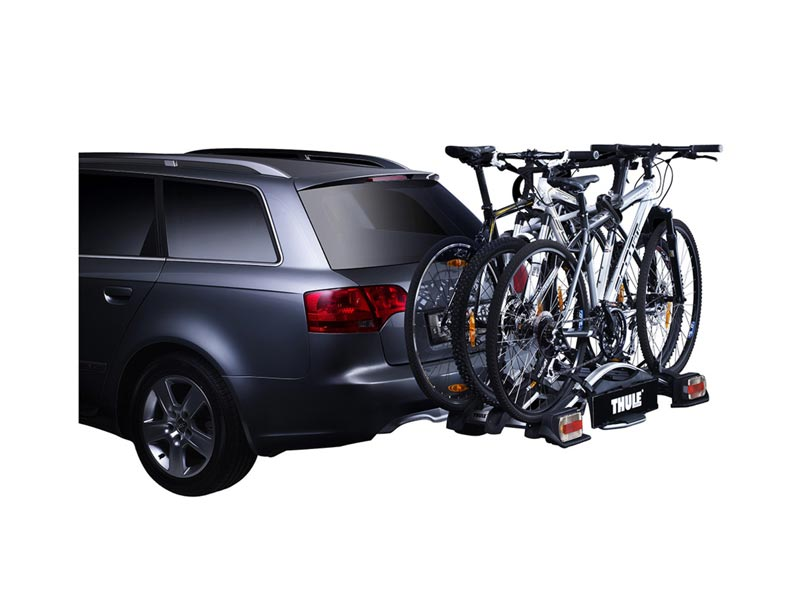 Bike Racks - Towbar - Platform